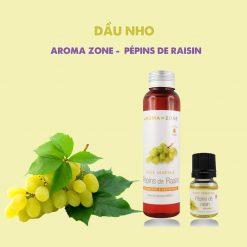 Dầu Nho Aroma Zone